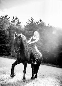 Pferdeshooting mit Nina und Zausel (3) | © Michael Eichhorn | www.sehtüchtig.de