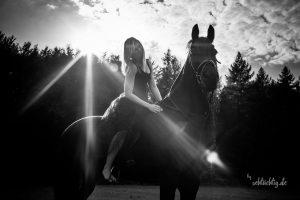 Pferdeshooting mit Nina und Zausel (6) | © Michael Eichhorn | www.sehtüchtig.de