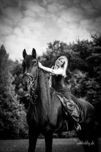 Pferdeshooting mit Nina und Zausel (10) | © Michael Eichhorn | www.sehtüchtig.de