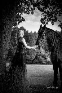 Pferdeshooting mit Nina und Zausel (11) | © Michael Eichhorn | www.sehtüchtig.de