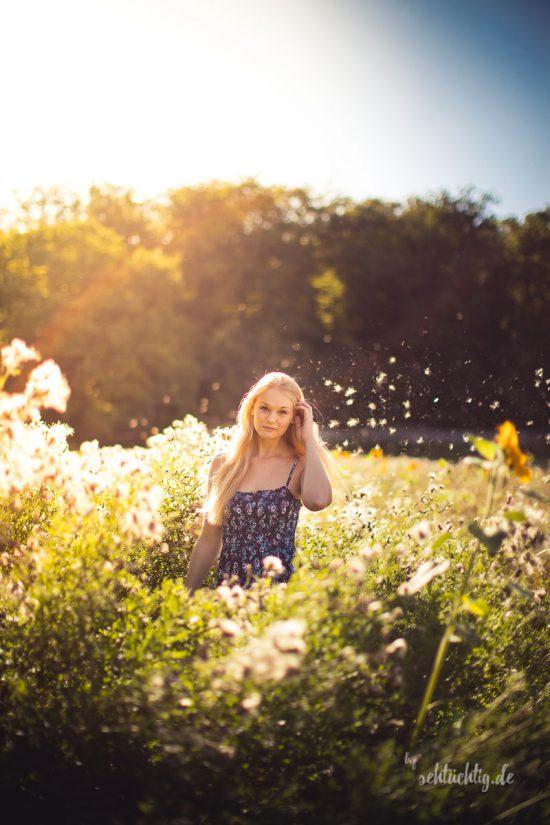 Fotoshootings mit Mareike in Springe bei Hannover am 07.08.2016