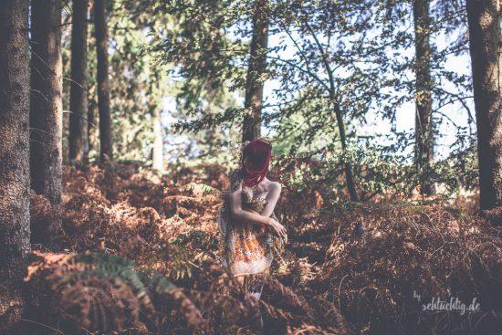 sehtüchtig Fotoshooting mit Vanessa Mariposa in Aerzen und Hameln
