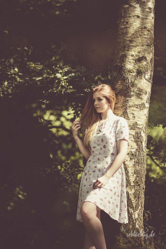 Ein Sommertag mit Anne - sehtüchtig Fotoshooting mit Anne in Hameln, Selxen, Bannensiek und Aerzen