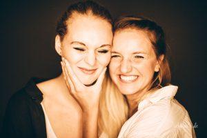 Fotoshootings mit Mareike und Leona in Aerzen am 24.09.2017