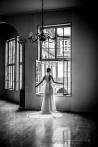 Shooting mit der Braut im Schloss Wolfenbüttel