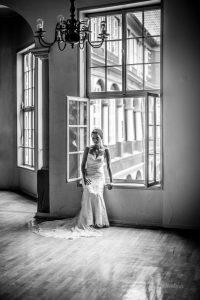Fotoshooting mit der Braut Kinga im Schloss Wolfenbüttel